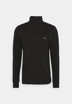 Nerve - FOSTER - Pitkähihainen paita - black