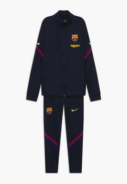 Nike Performance - FC BARCELONA DRY SET - Article de supporter - dark obsidian/deep royal blue/sonic yellow
