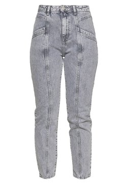 Trendyol - Relaxed fit jeans - gray