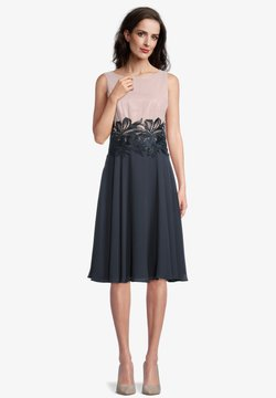Vera Mont - Cocktailkleid/festliches Kleid - grey rosé
