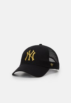 '47 - NEW YORK YANKEES BRANSON UNISEX - Lippalakki - black