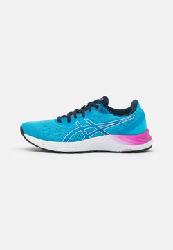 ASICS - GEL EXCITE 8 - Zapatillas de running neutras - digital aqua/white