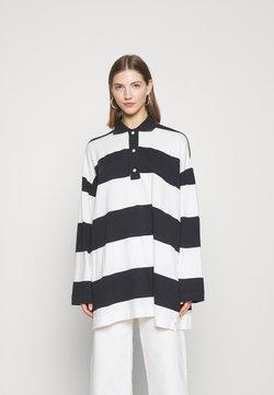 Weekday - KALANI - Pitkähihainen paita - off black/white