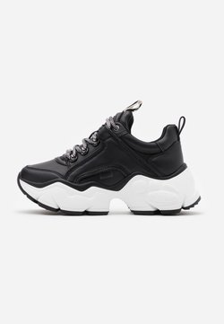 Buffalo - BINARY CASH - Sneakers laag - black