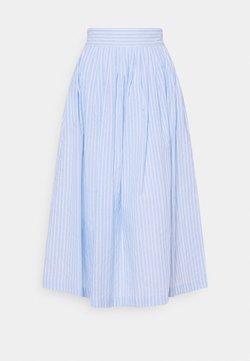 YAS Tall - YASSTRILLA MIDI SKIRT ICON - A-Linien-Rock - cashmere blue