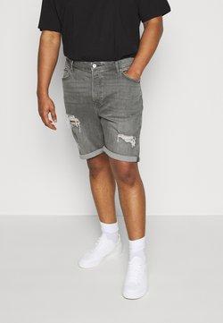 Topman - Jeansshort - grey