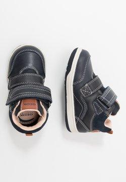 Geox - NEW FLICK BOY - Sneakers hoog - navy