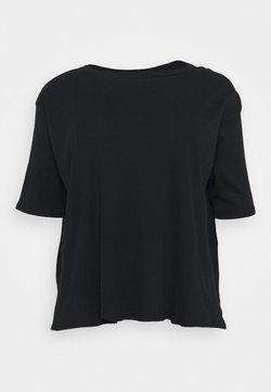 Simply Be - HANKY - Topper langermet - black