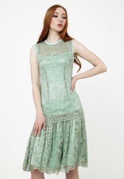 Madam-T - OTILIA - Cocktailkleid/festliches Kleid - hellgrün