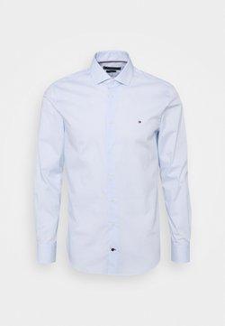 Tommy Hilfiger Tailored - MINI GEO PRINT SHIRT - Businesshemd - light blue/white