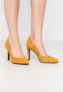 Marco Tozzi - High Heel Pumps - mustard