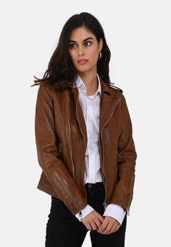 Oakwood - Leren jas - brown