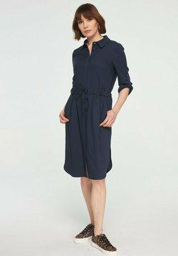KMX Fashion - Sukienka koszulowa - granatowy