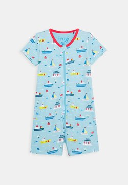 Frugi - REED ROMPER OVERALL BOATS - Grenouillère - sail the seas