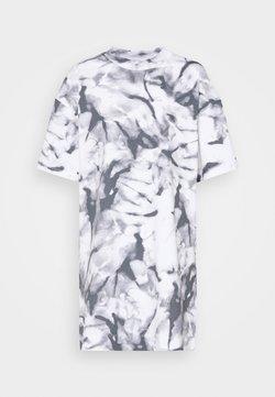 Calvin Klein Jeans - DRESS - Vestido ligero - quiet grey