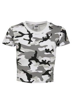 Urban Classics - T-Shirt print - white