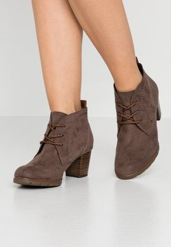 Marco Tozzi - Ankle boots - pepper