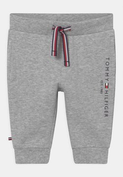 Tommy Hilfiger - BABY ESSENTIAL UNISEX - Pantalones - grey