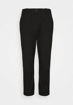 rag & bone - DEMI PANT - Trousers - black