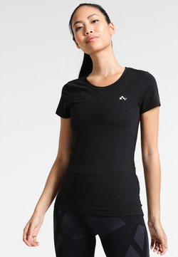 ONLY Play - ONPCLARISSA TRAINING TEE - T-shirt basic - black