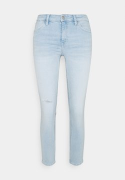 edc by Esprit - Jeans Skinny Fit - blue bleached