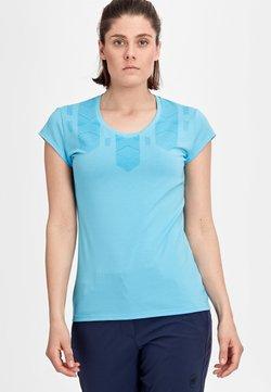 Mammut - TROVAT - T-Shirt print - blue
