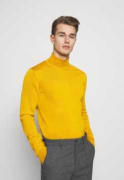 Casual Friday - KONRAD  - Strickpullover - golden yellow