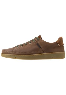 Barbour - BILBY - Sneaker low - whiskey