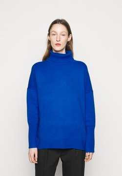 CHINTI & PARKER - THE RELAXED - Sweter - royal blue