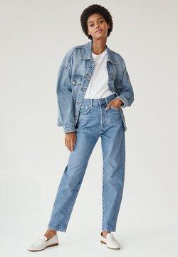 Mango - SEUL - Veste en jean - medium blue