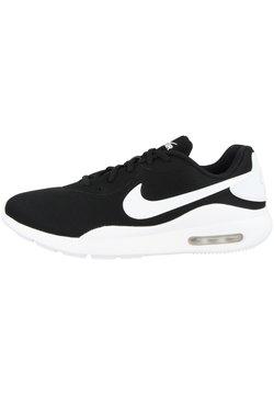 Nike Sportswear - AIR MAX OKETO - Baskets basses - black-white