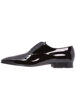 BOSS - EVENING - Derbies & Richelieus - black