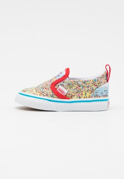 Vans - UNISEX - Loaferit/pistokkaat - yellow/multicolor