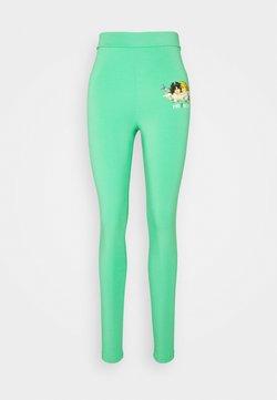 Fiorucci - WOODLAND ANGELS - Leggings - Trousers - green