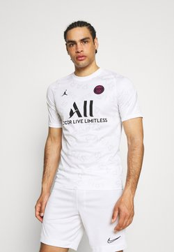 Nike Performance - PARIS ST GERMAIN - Pelipaita - white/black