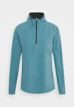 Columbia - GLACIAL 1/2 ZIP - Fleecepullover - canyon blue/spruce