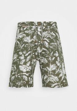 INDICODE JEANS - RIVERA - Shorts - army