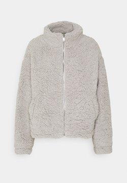 New Look - CLEO FUNNEL NECK  - Winterjacke - grey
