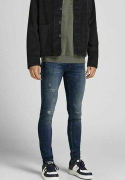 Jack & Jones - LIAM SEAL JOS - Jeans Skinny Fit - blue denim/dark blue