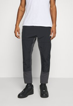 Nike Sportswear - PANT - Jogginghose - dark smoke grey/black/ice silver/white