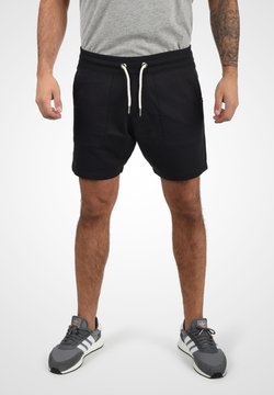 Blend - SWEATSHORTS MULKER - Jogginghose - black