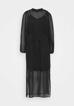Lindex - DRESS BEYONCE - Maxikleid - black