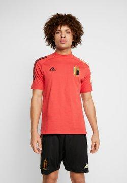 adidas Performance - BELGIUM RBFA - Voetbalshirt - Land - glory red
