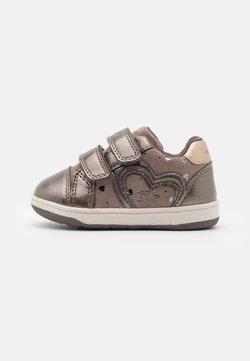 Geox - NEW FLICK GIRL - Sneakers laag - smoke grey