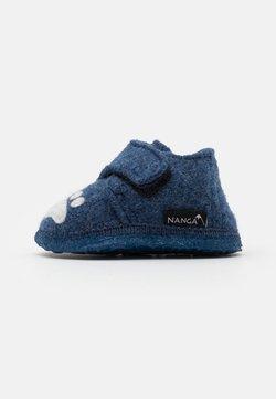 Nanga - POLAR BEAR UNISEX - Chaussons - blau