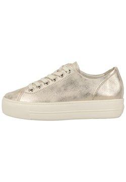 Paul Green - Sneakers - silber metallic