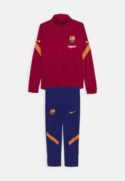 Nike Performance - FC BARCELONA DRY SUIT - Artykuły klubowe - noble red/amarillo