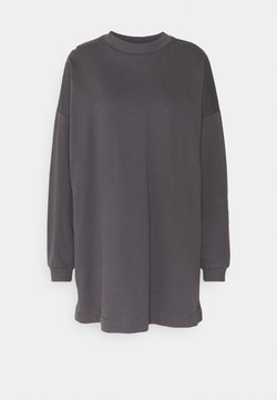 Nly by Nelly - THROUGH THE HOOD - Robe d'été - anthracite