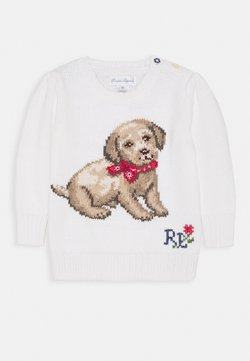 Polo Ralph Lauren - DOG - Trui - trophy cream
