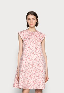 Love Copenhagen - FIOLS DRESS - Vestito estivo - pink wallpaper